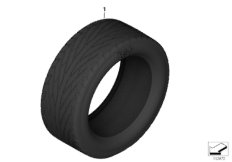 All-season tyre