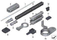 Repair parts, optical fibre cable