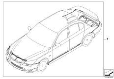 Retrofit, M aerodynamic kit
