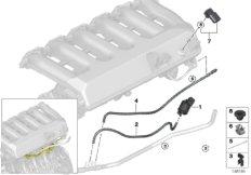 Intake manifold - vacuum control