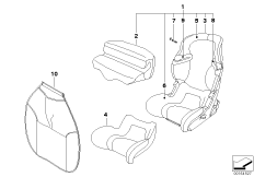 Junior Seat I-II