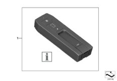 Snap-in adapter SAP