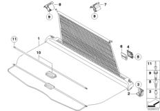 Roller screen/load area roller net