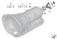 GA8HP50Z Drive output