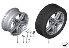 BMW LA wheel, M double spoke 351 - 19''