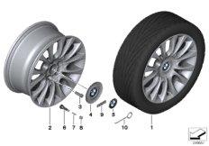 """BMW LA wheel individual V spoke 349-19"""""""
