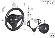 Sport st.wheel, airbag, multif./paddles