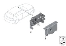 Control unit cam-based driver supp. sys