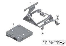 TV module / holder