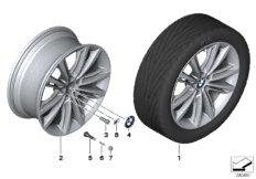 BMW LA wheel, M V spoke 464