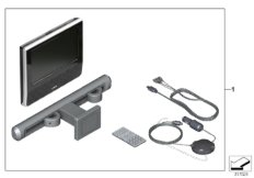DVD system Tablet Single
