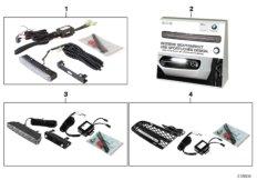 Retrofit kit, LED daytime driving lights