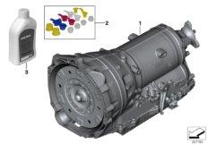 Automatic transmission GA8HP70Z