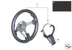 M Performance steering wheel II