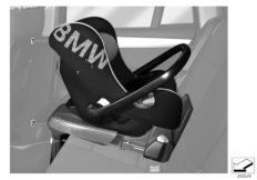 BMW Baby Seat 0+