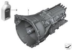 Manual gearbox GS6-17BG