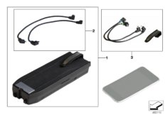 Snap-in adapter Universal