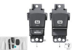 Parking brake switch