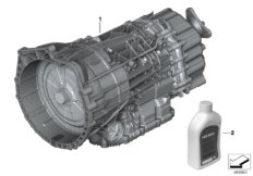 Twin-clutch gearbox GS7D36SG