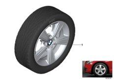 """BMW LA wheel star spoke 376 - 16"""""""