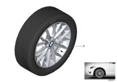 """BMW LA wheel Y-spoke 380 - 17"""""""