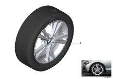 "BMW LA wheel double spoke 385 - 18"""