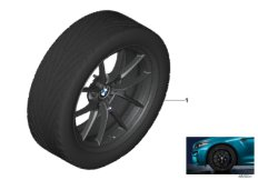 BMW LA wheel M Performance Y-spoke 763M