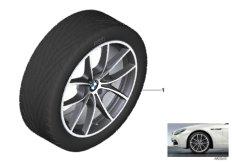 """BMW LA wheel V-spoke 356 - 20"""""""
