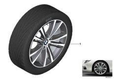 BMW LA wheel M Performance V-spoke 464M