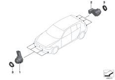 Ultrasonic-sensor