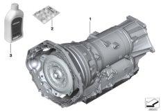 Autom.trans.GA8HP76X - all-wheel drive