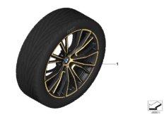BMW LA wheel M Perf. Multispoke 732M