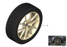 BMW LA wheel M Performance Y-spoke 763M