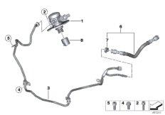High-pressure pump/Tubing