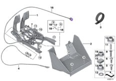 Pedal assembly